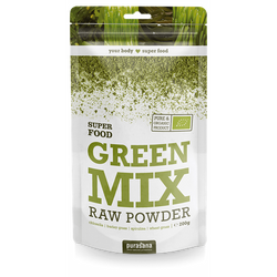 Purasana Organic Green Mix Powder