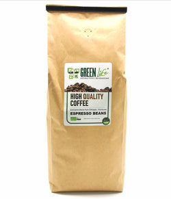 Green Life Bio Espresso Coffee 1kg