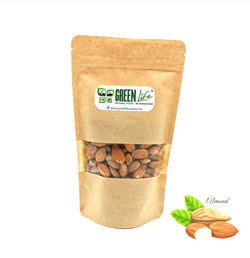 Green Life Almonds 250gr
