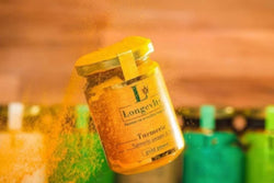 Longevity Turmeric Paste