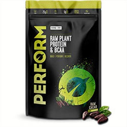 PERFORM Raw Plant Protein & BCAA 532g