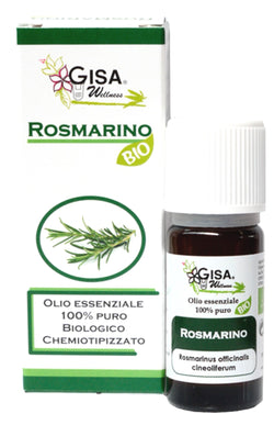 Rosemary BIO - Rosmarinus officinalis cineoliferum