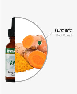 AVEA  TURMERIC MOOD SUPPORT