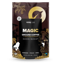 MAGIC ORGANIC COFFEE with Lion's mane mushroom