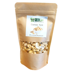 Green Life cashew nuts 200gr