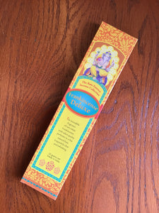 The Rare Essence Incense Collection- Frankincense Deluxe