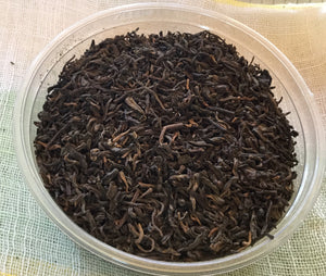 Pu'erh Black Tea