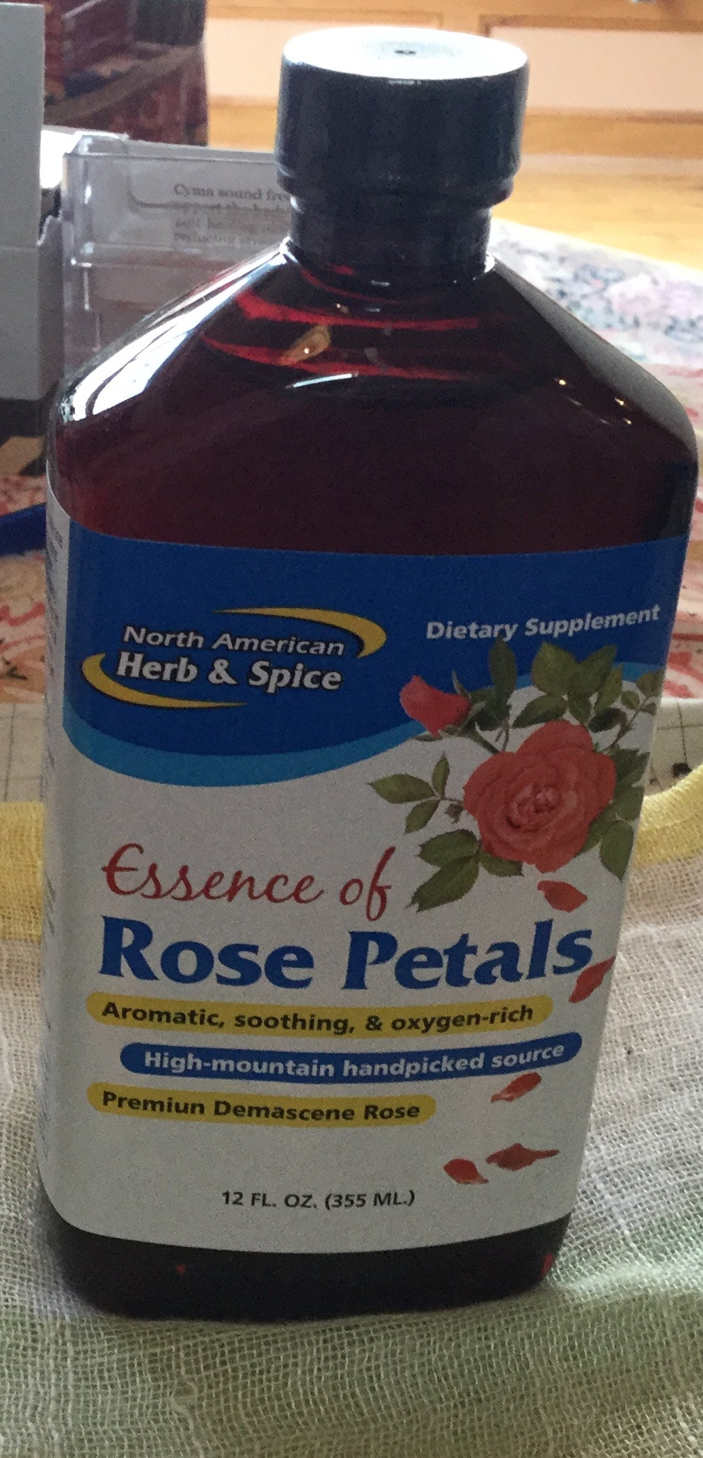 Essence of Rose Petals - 12 oz.
