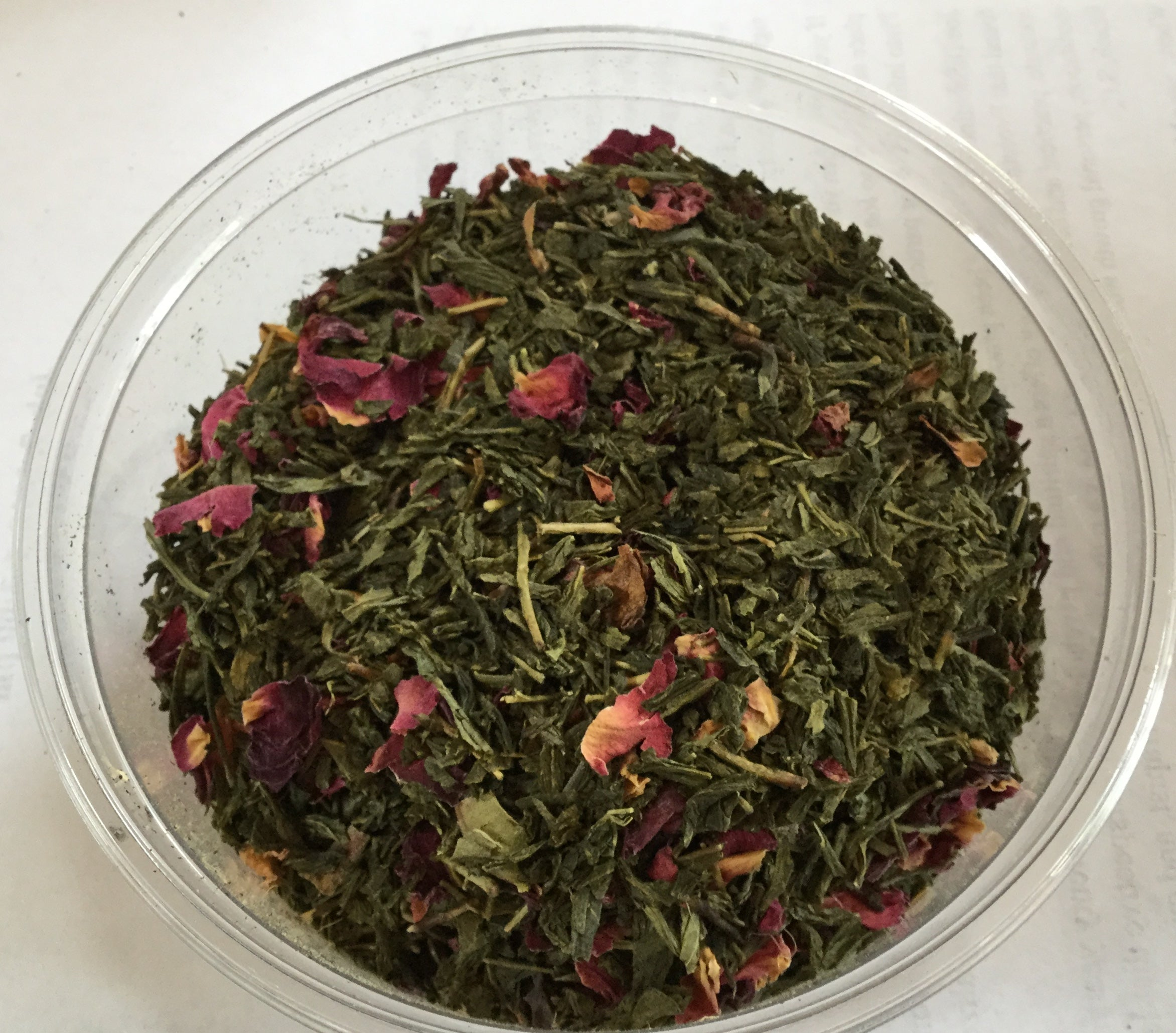 Organic Kyoto Cherry Green Tea