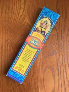 The Rare Essence Incense Collection- Triple Amber