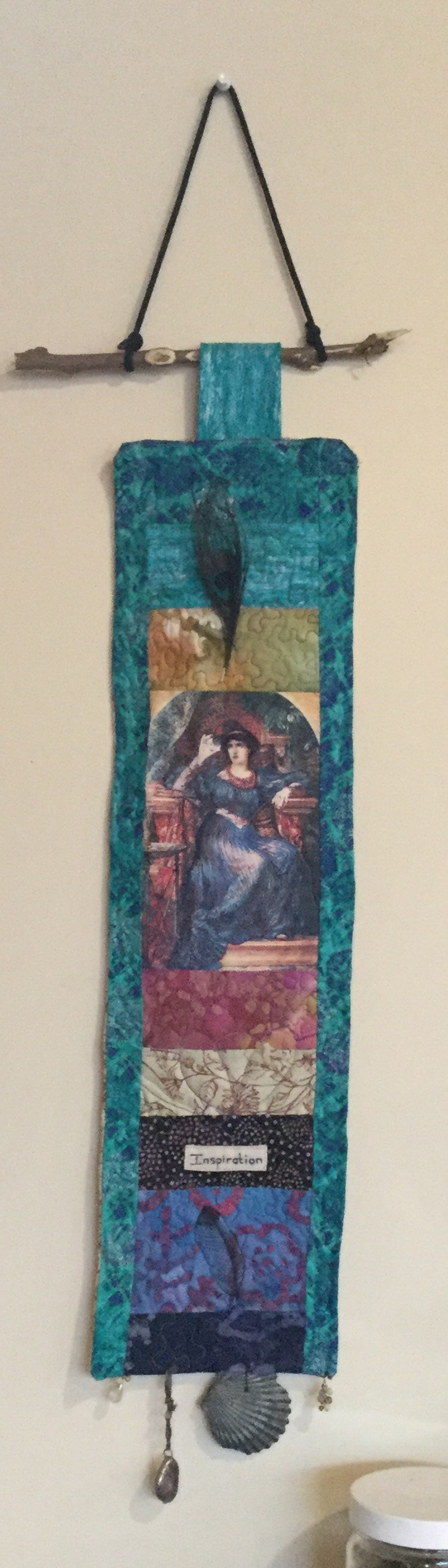 Mary's Hand made Tapestry
