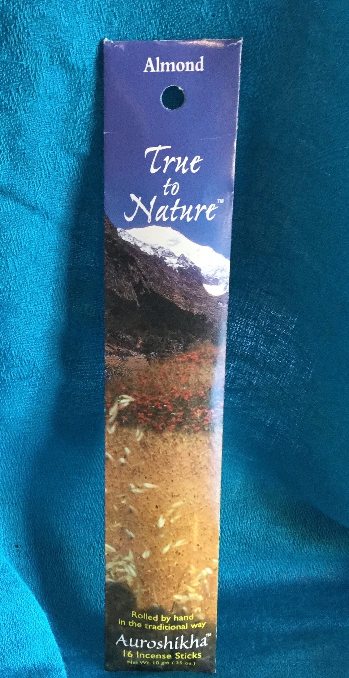 Auroshika Almond Incense Sticks