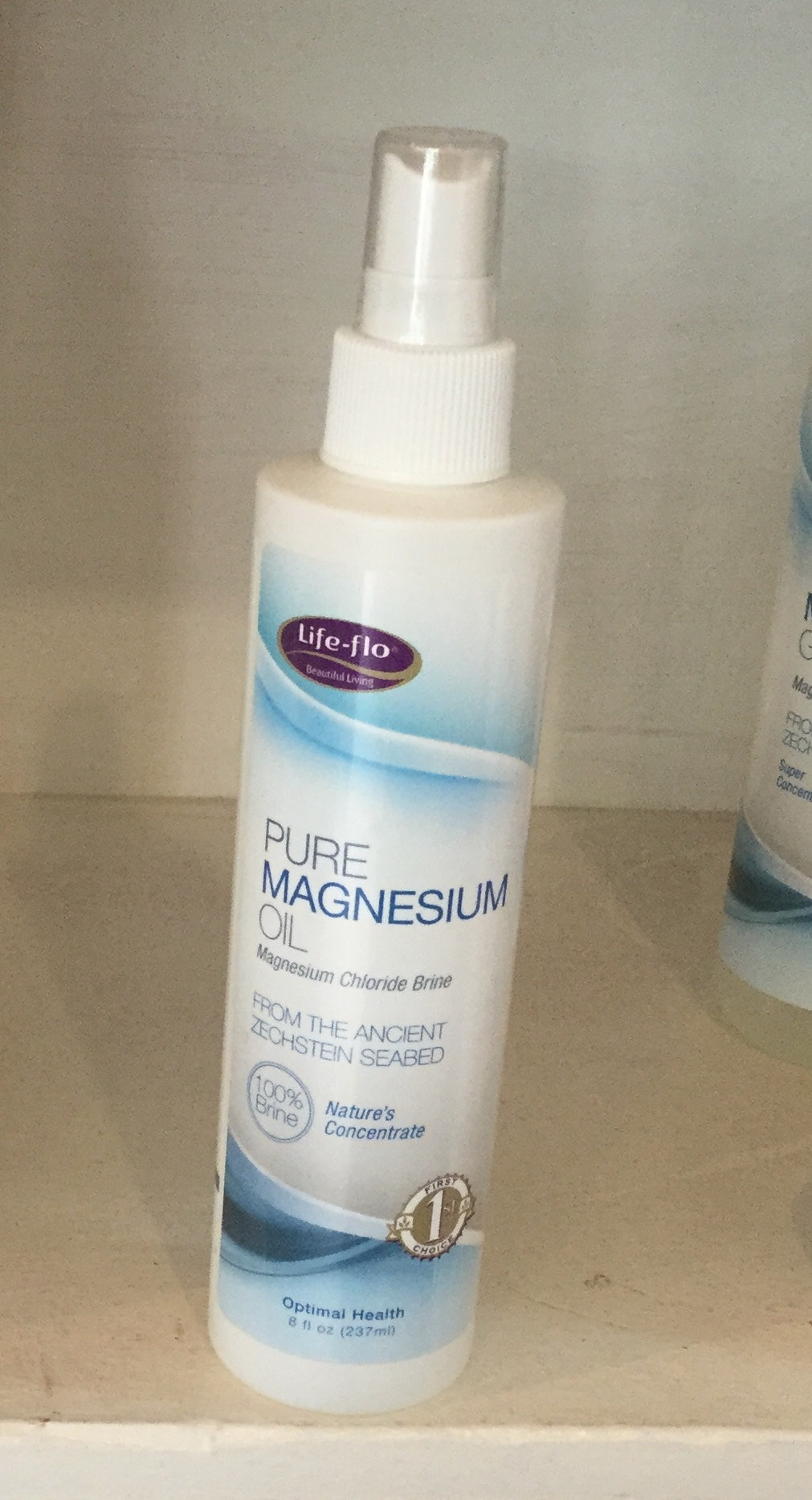 Pure Magnesium Oil -  8 oz