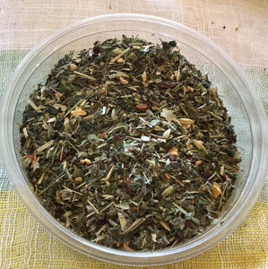 Nourishing Mineral Tea