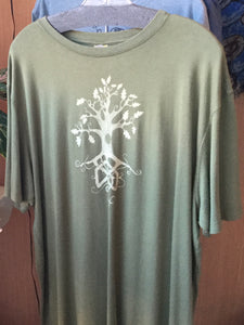 Naked Clothing Unisex Bamboo Tee Shirt