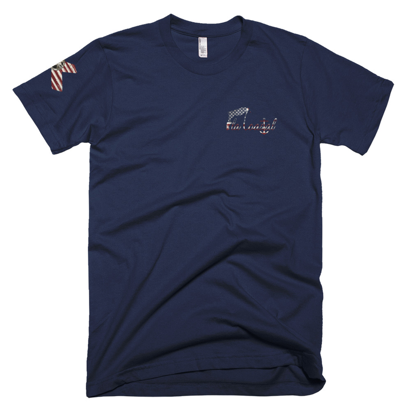 Florida Pride Patriotic Edition Tee