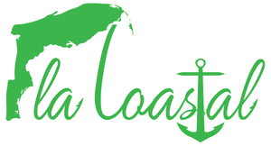 flacoastal - Green Vinyl Decal
