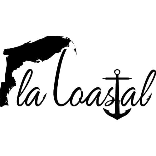 Black Vinyl Decal - [flacoastal.com]