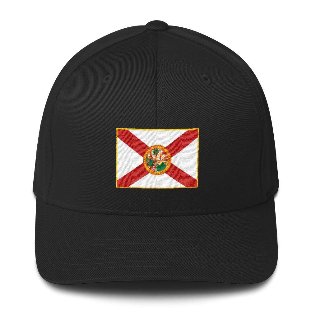 flacoastal - Fla Coastal Florida Pride Flexfit Hat