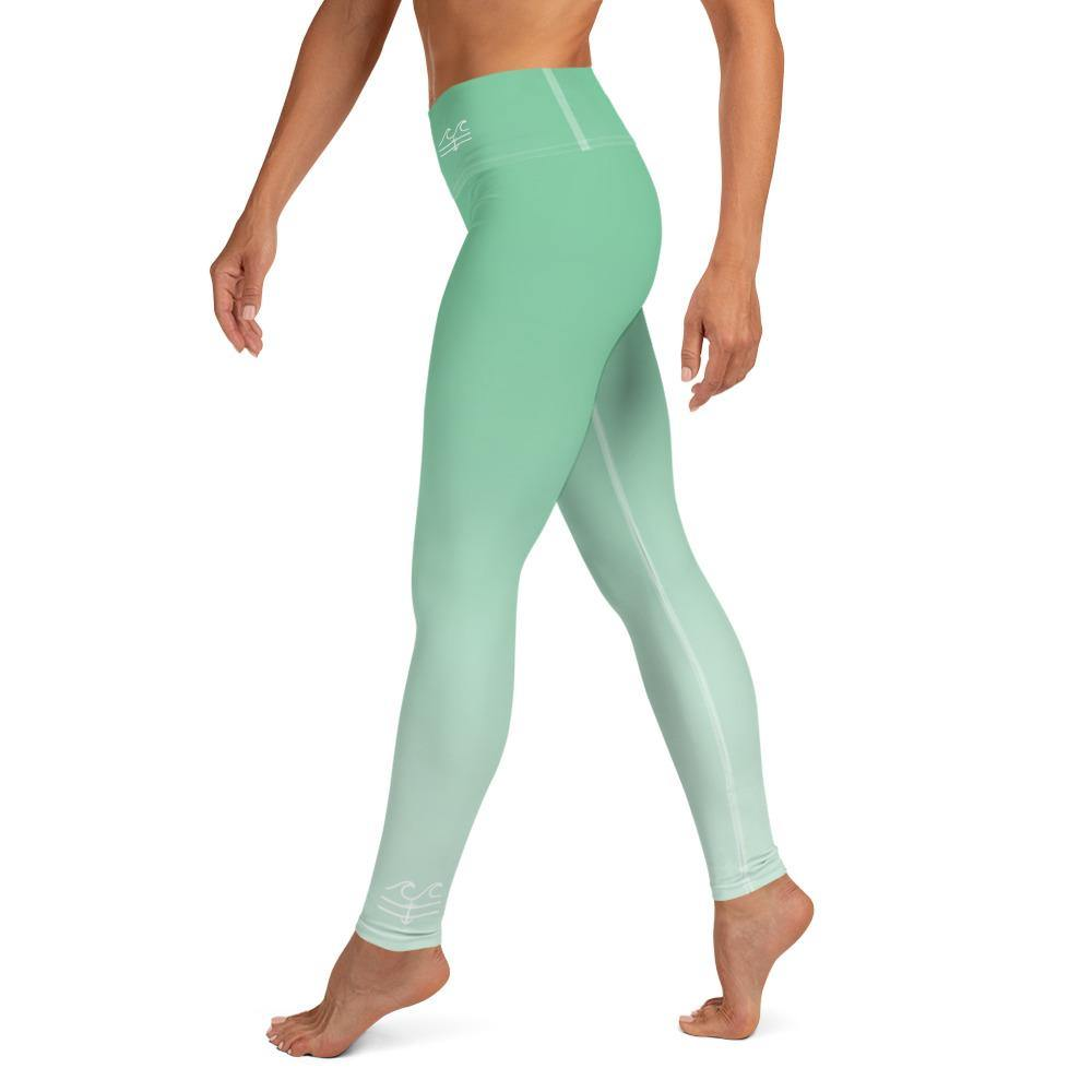 flacoastal - Emerald Coast Performance Leggings