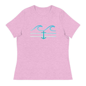 flacoastal - Coastal Sea Breeze Relaxed T-Shirt