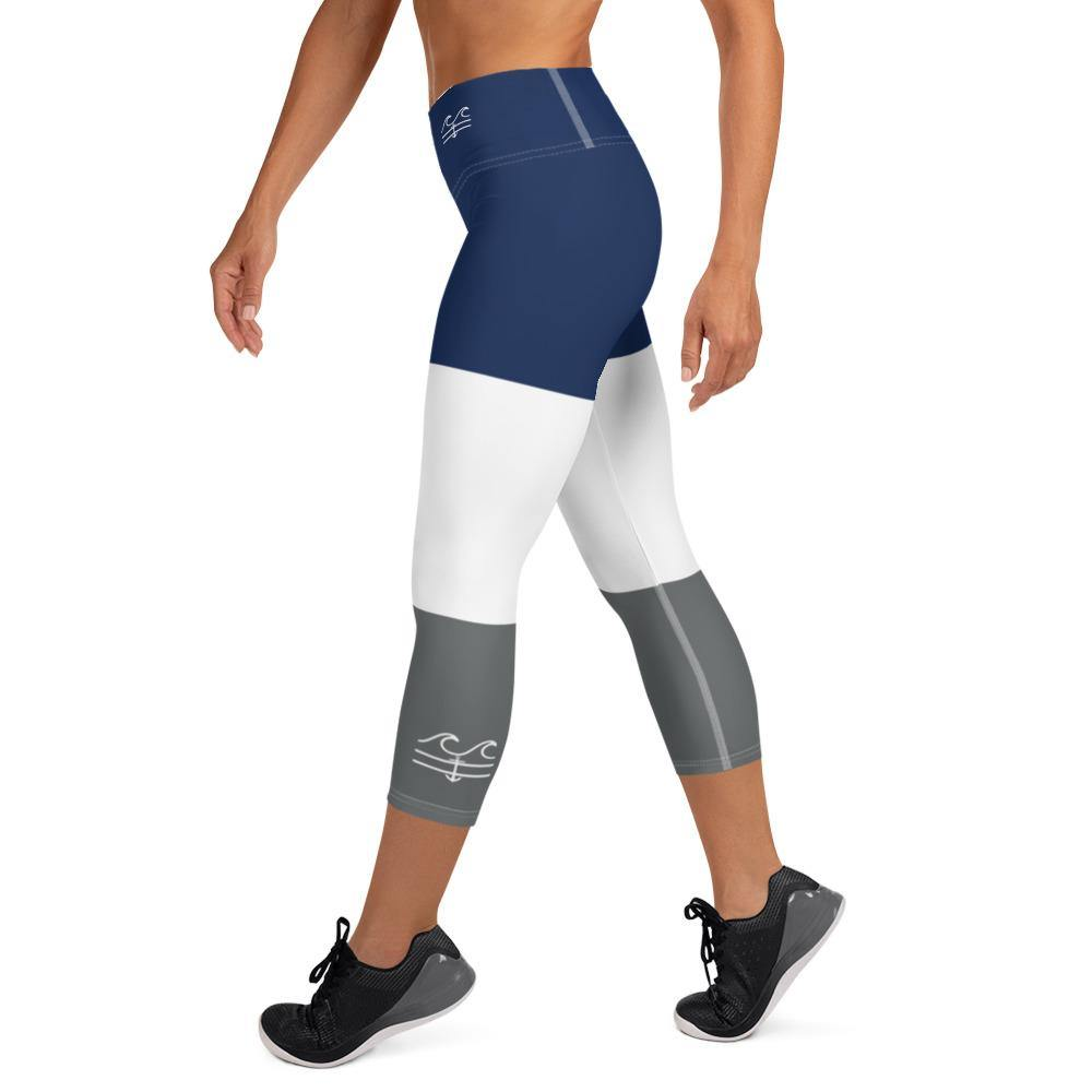 flacoastal - Nauti Lines Performance Leggings