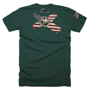 flacoastal - Florida Native Patriotic Edition T-Shirt