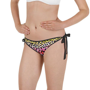 flacoastal - Fla Coastal Spotted Trout Reversible Bikini Bottom