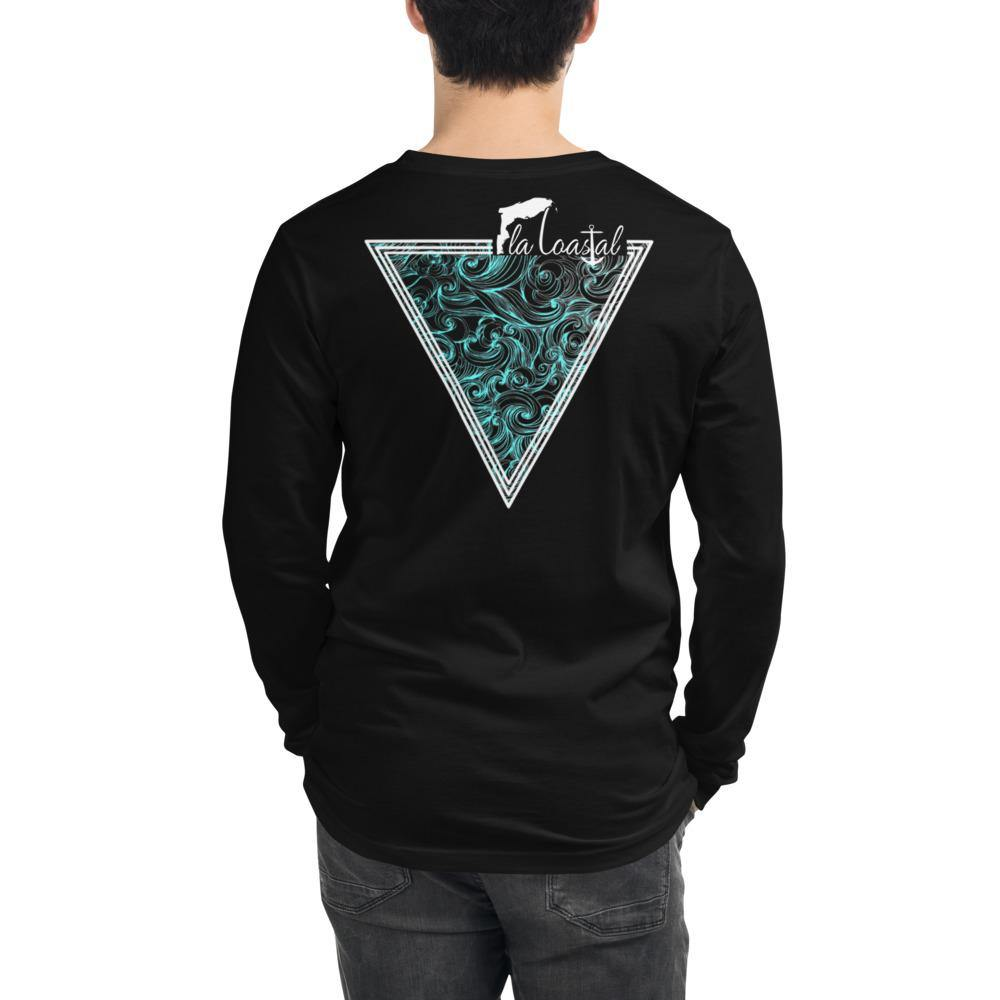 flacoastal - Bermuda Triangle Long Sleeve (Men's)