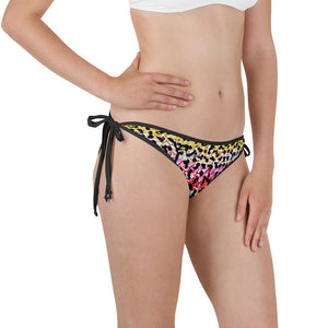 Fla Coastal Spotted Trout Reversible Bikini Bottom - [flacoastal.com]