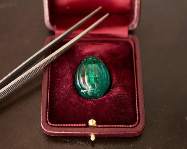 Colombian Emeralds Are the Preeminent Green Gems. Here's Why-Jogani