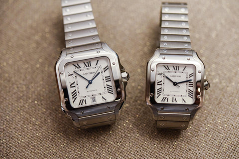 Santos de Cartier watches