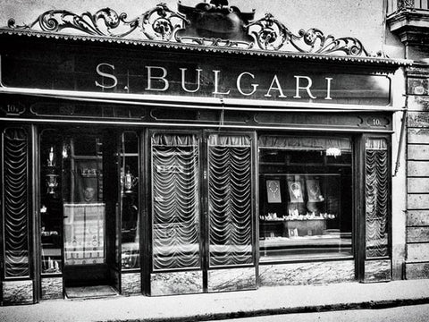 Bulgari store Greek City Times