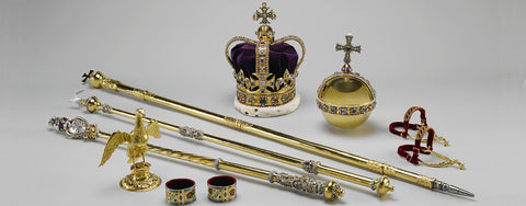 Queen Elizabeth II royal jewelry collection