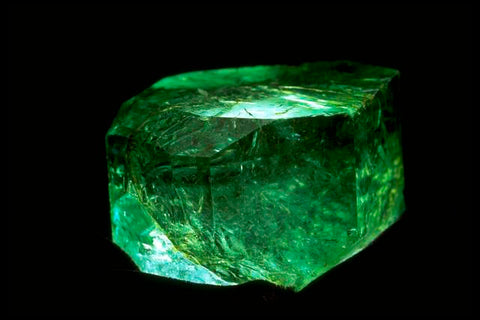 The Gachalá Emerald crystal