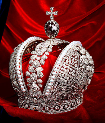 The Imperial Crown of Russia