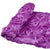 Newborn Photography Props Baby Photography Rose Mat [Purple]