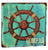 Metal Wall Art Modern Wall Art Painting For Home Decor Hang Abstract compass