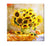 Sunflower DIY Creative Adults Beads Stick Art Painting Supply No Frame