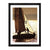 Home Accessories Sailing Boat Picture Black Frame