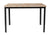 "Flash Furniture Avalon Dining Table in Quartz Marble Finish - 30"""" x 45.75"""""