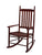 Gift Mark Adult Tall Back Rocking Chair Cherry