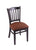 "3120 18"""" Chair with Black Finish, Rein Adobe Seat"