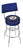 "25"""" L7C4 - Chrome Double Ring U.S. Navy Swivel Bar Stool with a Back"
