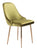 Merritt Dining Chair Green Velvet