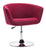 Umea Arm Chair Carnelian Red