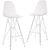 "2 Pk. 30.25"""" High Barstool with Chrome Legs"