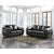 Benchcraft Fezzman Living Room Set in Leather