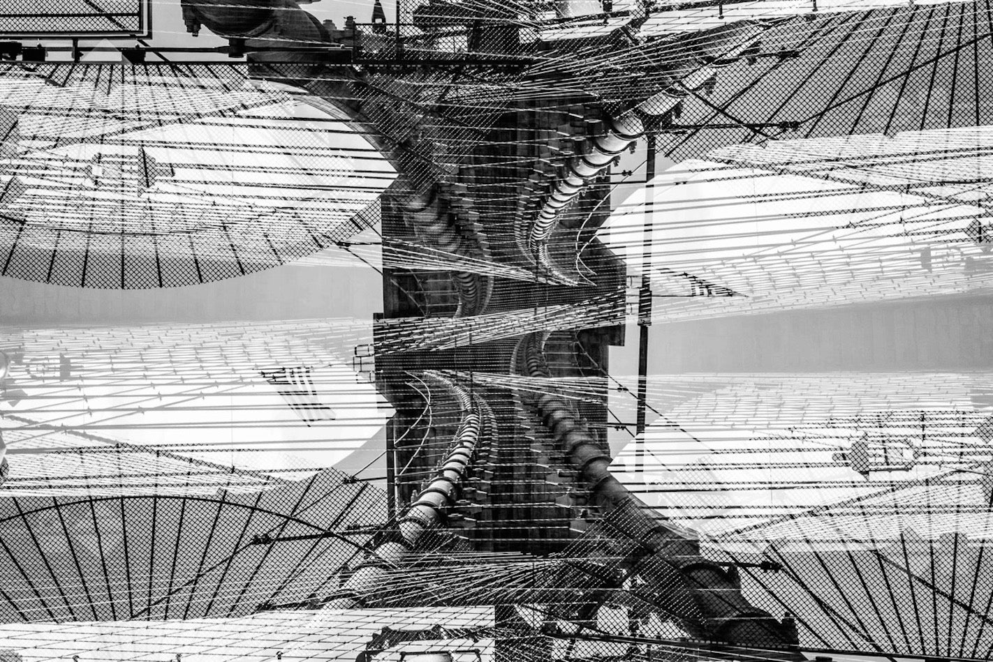 Alex Korolkovas - New York Upside Down Brooklyn Bridge