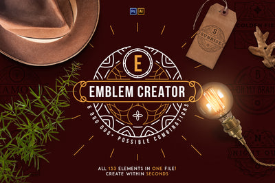 Emblem Creator all in one file